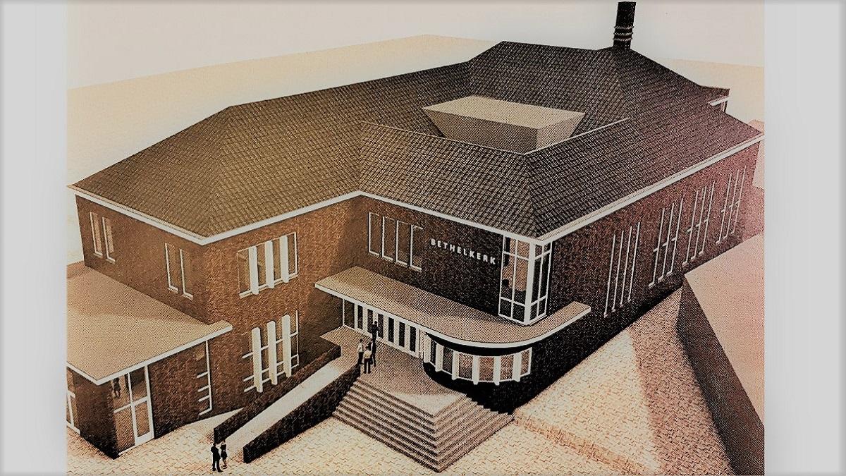 Nieuwbouw Christelijke Gereformeerde kerk te Sliedrecht