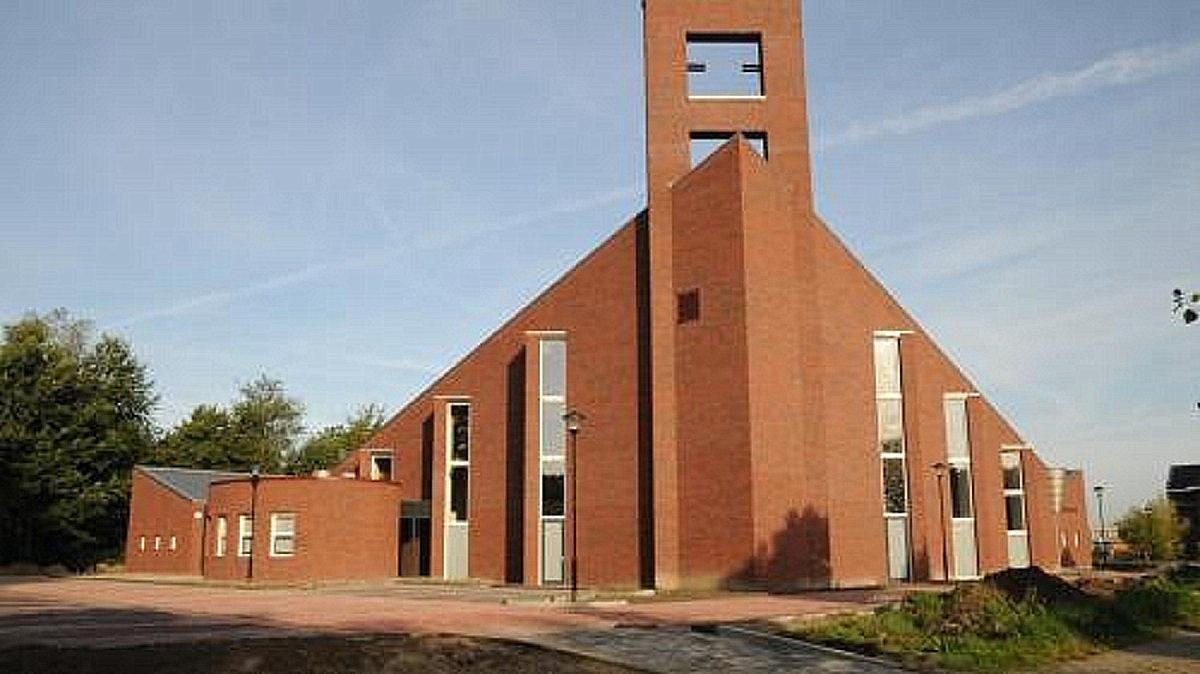 Nieuwbouw Gereformeerde Gemeente Emmeloord - Foto 1