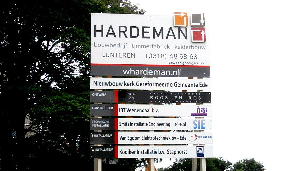 Nieuwbouw Gereformeerde gemeente kerk te Ede - Foto 3