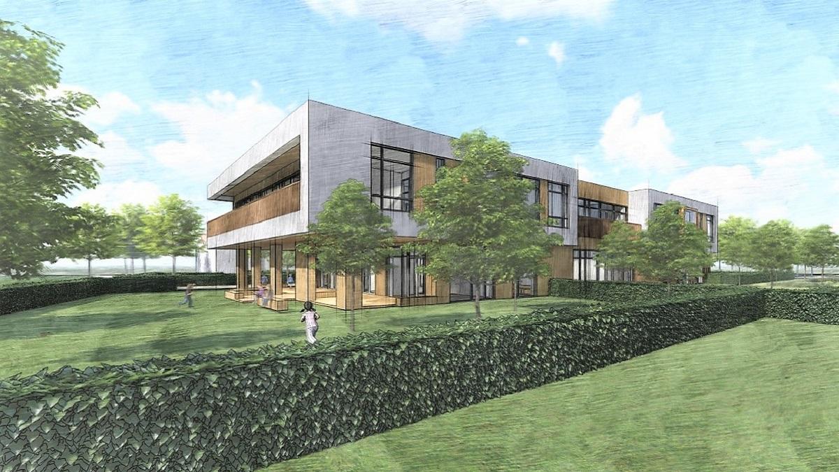 Nieuwbouw IKC school te Nijkerk - Foto 2
