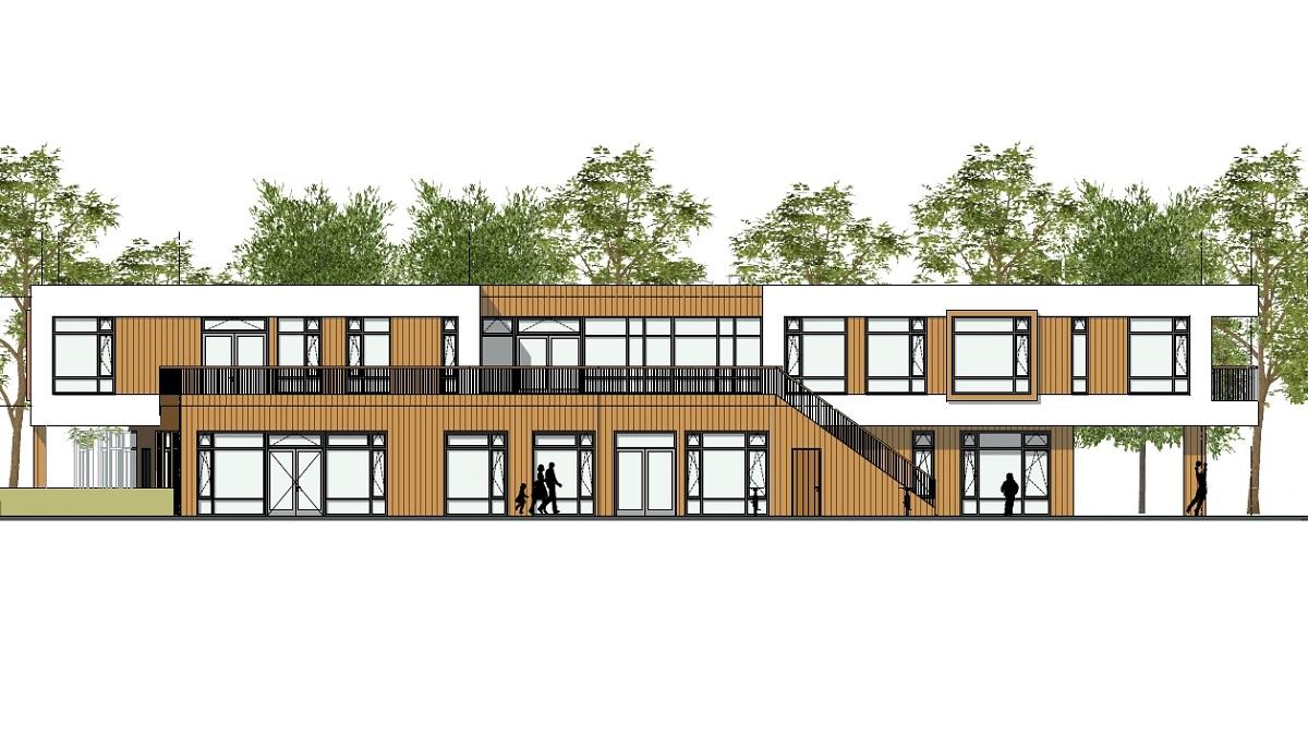 Nieuwbouw IKC school te Nijkerk - Foto 1