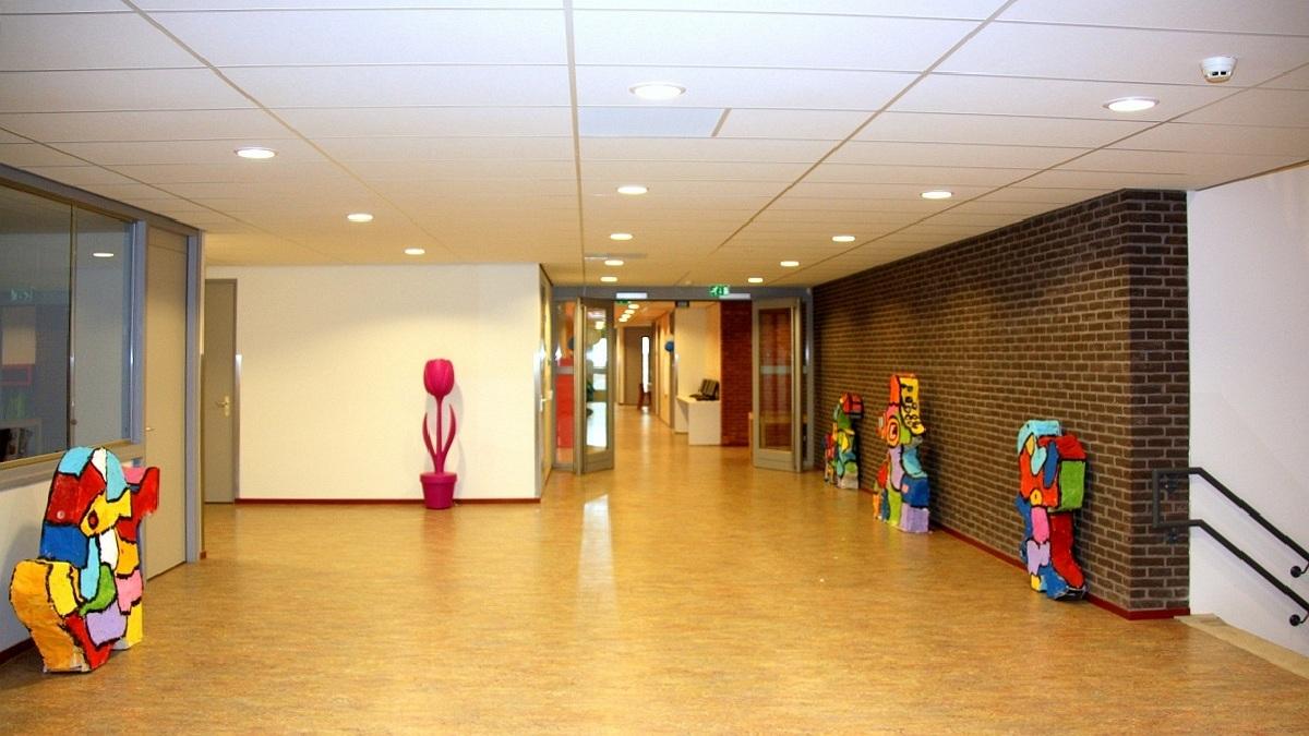 Nieuwbouw Jan Hekman school Ouderkerk aan de Amstel