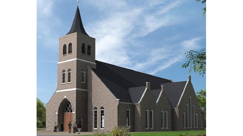 Nieuwbouw kerkgebouw GGiN te Leerdam