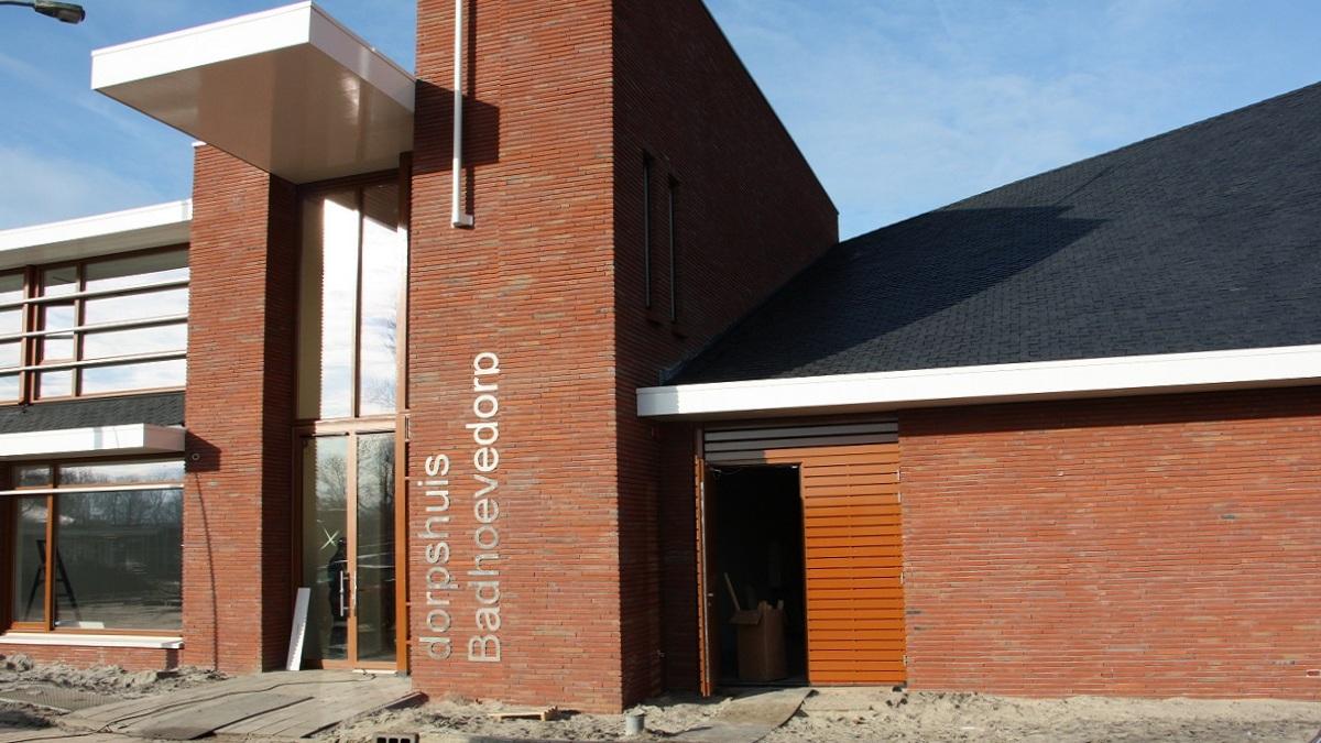 Nieuwbouw multifuntioneel Dorpshuis te Badhoevedorp - Foto 3