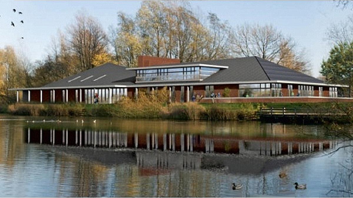 Nieuwbouw multifuntioneel Dorpshuis te Badhoevedorp