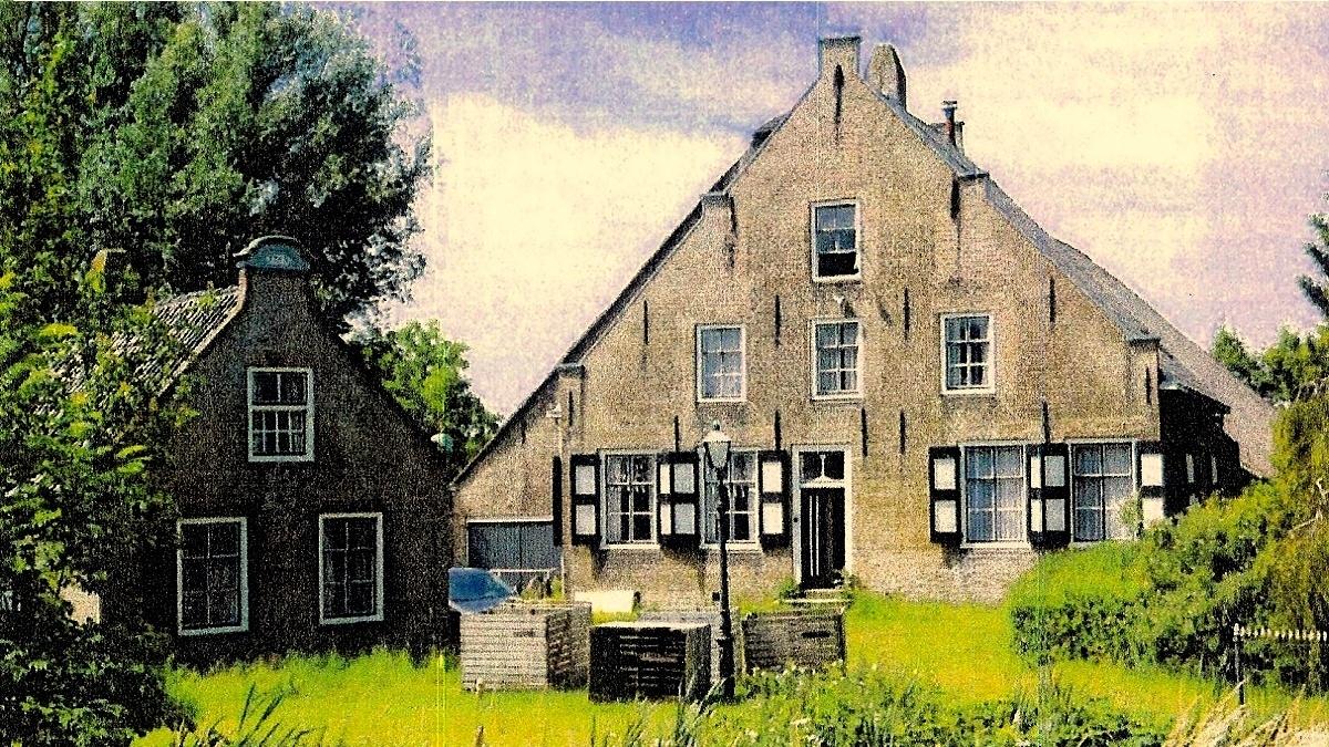 Renovatie boerderij Heinenoord naar Gemeentemuseum - Foto 1