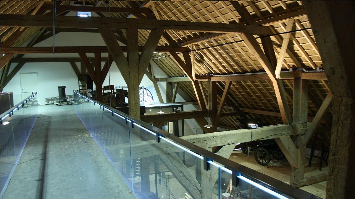 Renovatie boerderij Heinenoord naar Gemeentemuseum - Foto 3