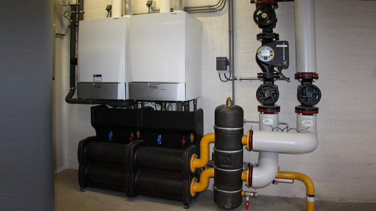 Renovatie cv- en boilers vier woonpaviljoens - Aak, Punter Grundel en Klipper - ASVZ te Sliedrecht - Foto 3