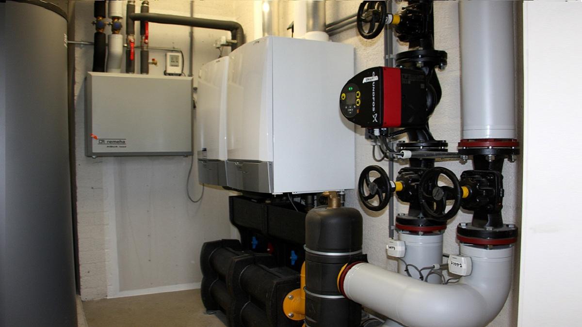 Renovatie cv- en boilers vier woonpaviljoens - Aak, Punter Grundel en Klipper - ASVZ te Sliedrecht - Foto 2