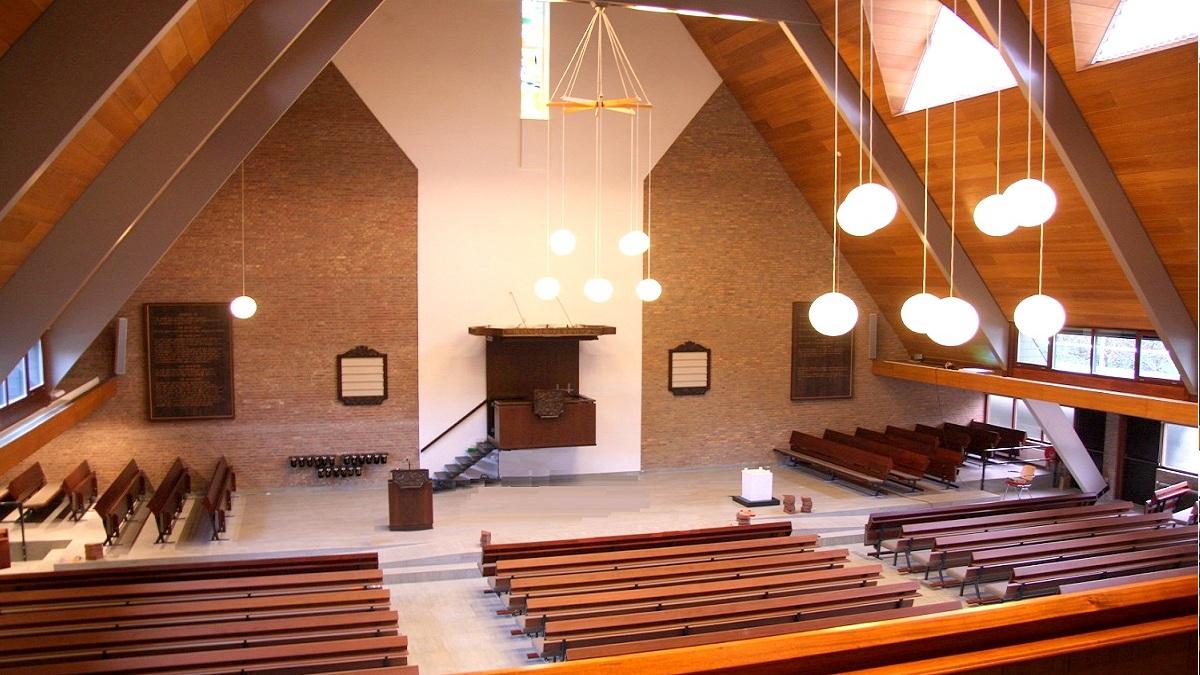 Renovatie kerkzaal Bethlehemkerk te Woerden - Foto 2