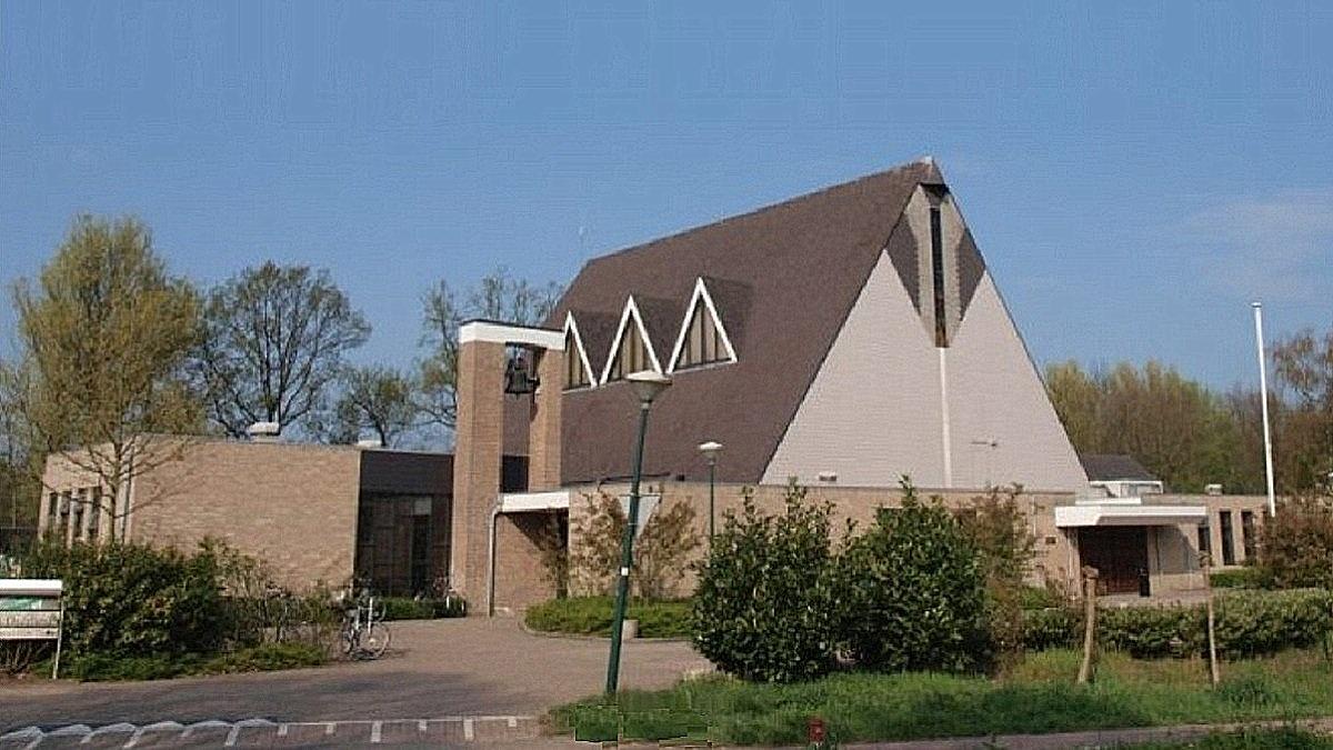 Renovatie kerkzaal Bethlehemkerk te Woerden - Foto 1