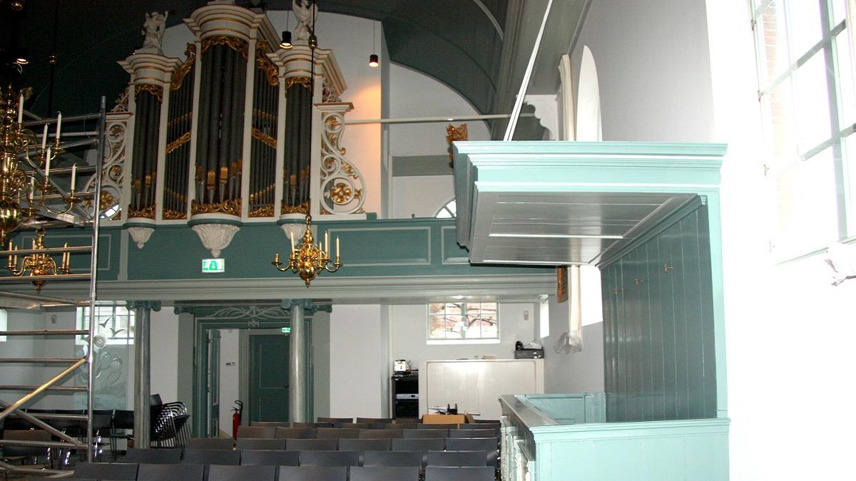 Renovatie PKN Dorpskerk en zalencomplex te Leimuiden - Foto 2