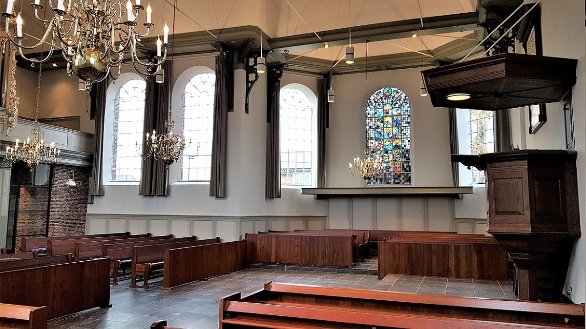 Renovatie PKN kerk te Zegveld - Foto 3