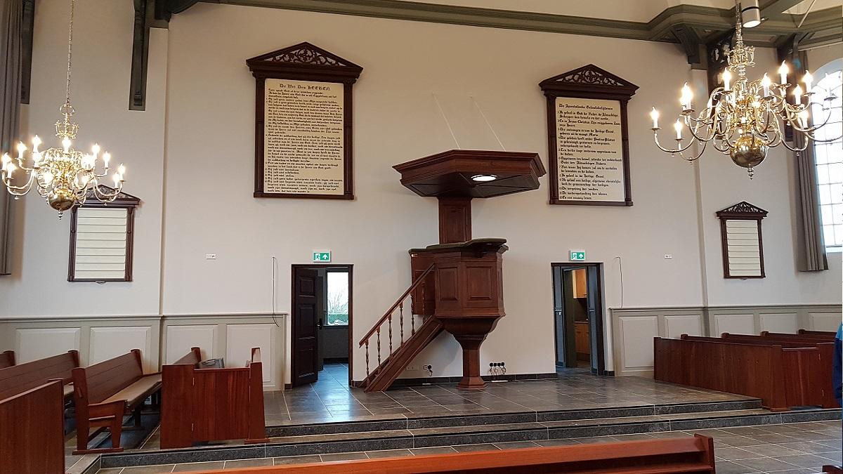 Renovatie PKN kerk te Zegveld - Foto 4