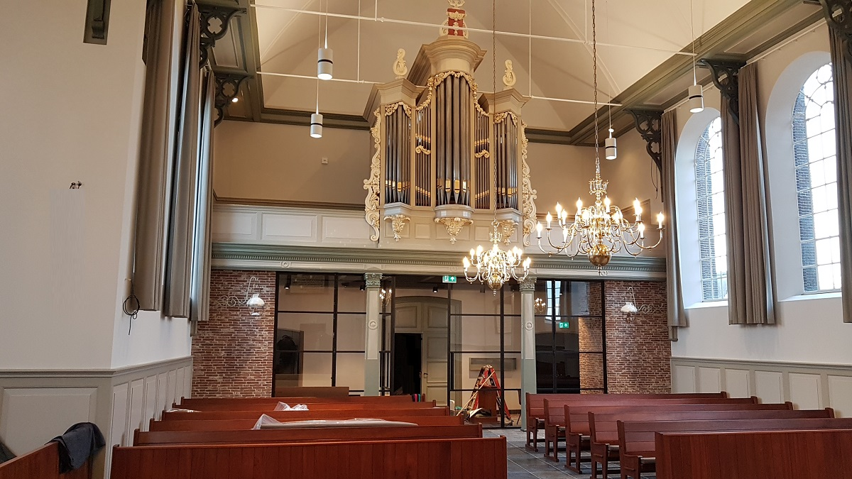 Renovatie PKN kerk te Zegveld - Foto 2
