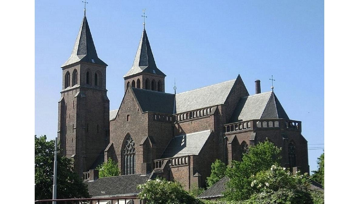 Walburgiskerk te Arnhem
